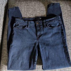 JOE'S Skinny Jeans w/ Ankle Zipper